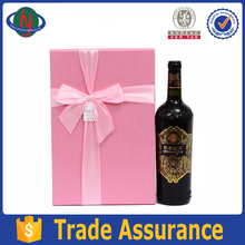 A4 size paper box/ wine packing box/ paper square lid and base box