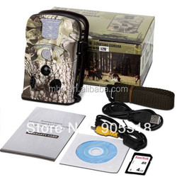 cheap wireless scouting cameras 8210m game camera updated from 5210m work with wideview lens