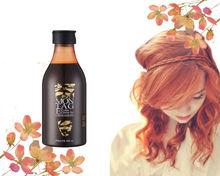 Brillante!!! La obsesión de color naranja del tinte del pelo no amoníaco no peróxido de color de pelo