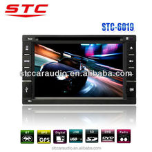 STC-6019 universal world tech car audio with deck