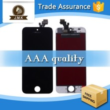 Best price good quality lcd screen assembly for iphone 5 touch