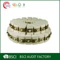 De lujo barato cajas de torta para bodas fabricante en shanghai