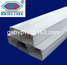 Hot Selling Electrical Wire Trunking PVC