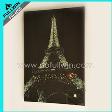 Factory direct exporting frameless paintings
