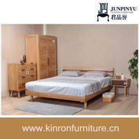 The most popular 2 door solid wooden hotel bedroom Wardrobe designs