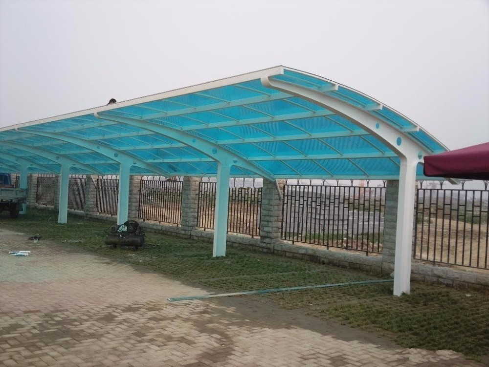 Cheap metal frame car carports garage shed for sale for Garage and carport