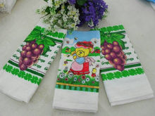 Best selling cheap cotton tea towels in stock