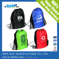 New products 2014 alibaba online wholesale gym sack drawstring bag