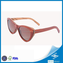 China manufacture classic Wood Sunglasses