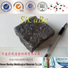 Silicon Barium Calcium alloy bulk buy from china