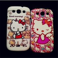 China guangdong factory sale IMD cell phone case TPU case for SumSung 3,custom design mobile phone cover for I9300