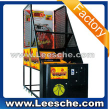 LSJQ-384 coin operated basketball machine Delux street basketbal game machine children game tt0622