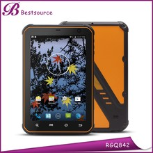 Wholesale rugged tablet with 8 inch MSM8212 Quad Core touch android IP67 rugged tablet