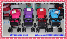 fashion style Xiao A Long colorful Baby Stroller for HOT SALE