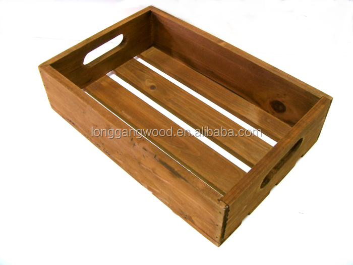 Wholesale wooden wine crates wooden beer crate wooden for Where do i find wooden crates