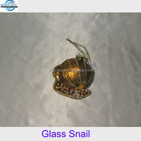hand blown glass ornaments from shenzhen factory