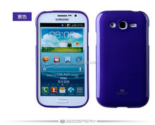 Hot selling Mercury Goospery jelly case bling shining TPU mobile phone jelly case for SAMSUNG GALAXY S Advance I9070