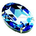 el más nuevo de vidrio dicroico de fantasía cuentas de piedra