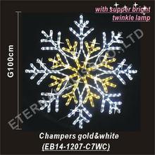 led christmas lights wholesale led snowflake christmas lights