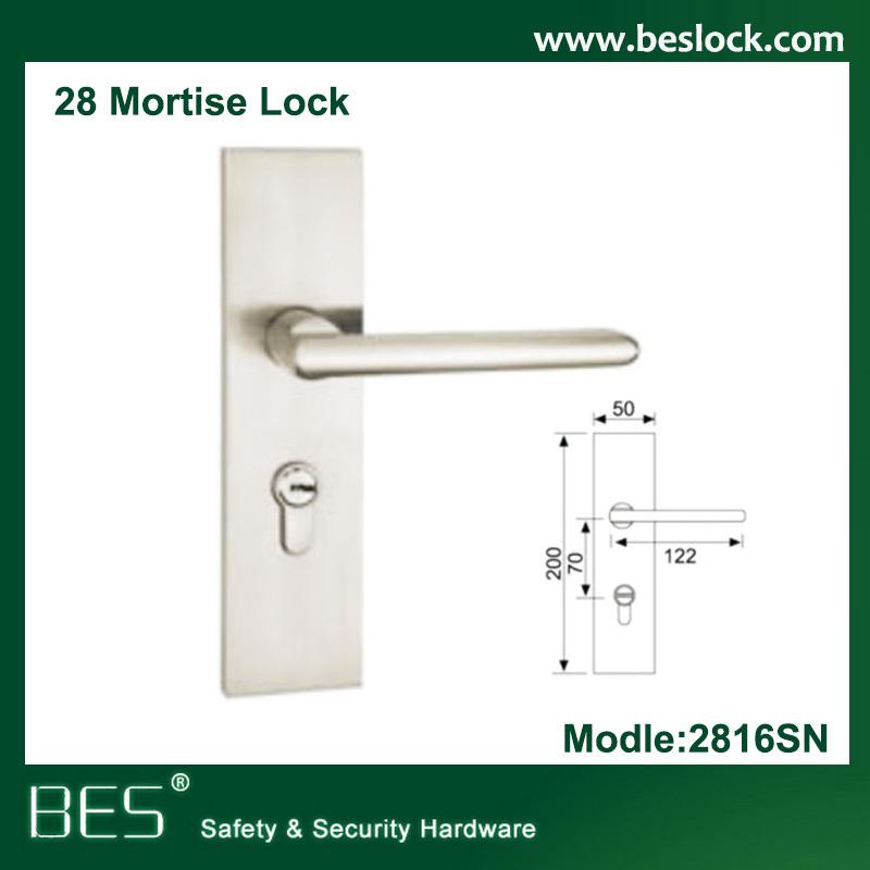Zhongshan Hardware Stainless Steel Small Mortise Lock Door