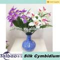 baratos de orquídeas artificiales flores para la decoración del hogar