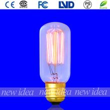 china lighting bulbs, decorative tubular bulbs T38 25W/40W/60W