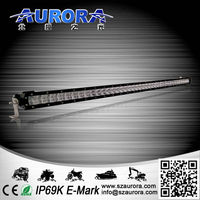 Auto lighting system 40 inch EL products led light bar for 4x4