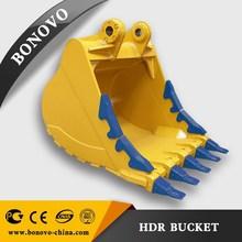 excavator bucket, excavator rock bucket TEREX 760