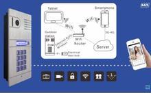 Wifi Andriod/IOS video door phone intercom