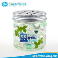 wholesale OEM Water beads car perfume,Crystal beads fragrance for home, hotel