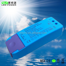 Indoor constant current triac dimmable led driver 12W 300mA