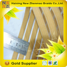 larger width skin colour medical wide nylon knitted elastic webbing for corset