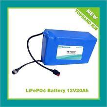 Excellent 12V Golf Battery Manufacturer Price TB1220F