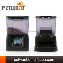 Amazon electric 4 meal on time lcd pet feeder