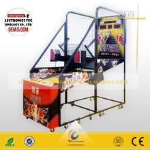 basketball scoring machine, basketball amusement machine for sale