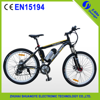36v 250w motor kit mountain electric bike A6 for sale