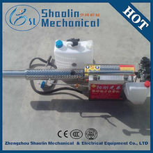Highly effective electric powered atomizing sprayer with new model