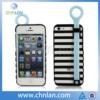 With ring puller ladder case for iphone 5s celular polycarbonate case