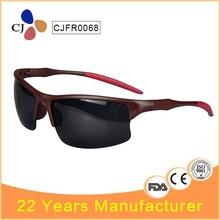 CJ 2015 Italy Design Sunglasses Unisex Custom Sport Sunglasses Plastic Sunglasses CJFR0068