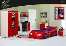 RUVA YOUNG CAR BEDROOM SET
