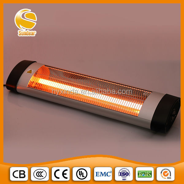 Factory Wholesale Rechargeable Electric Room Heaters