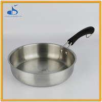 Non-Stick Stainless Steel Hand Roasting Pan
