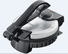 HOT selling in India new design tortilla 1000W india roti maker