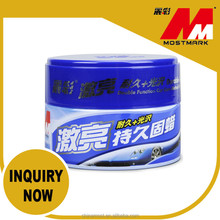 Wholesale Checkout MOSTMARK Durable Hard Wax High Gloss Car Polishes with Sponge Car Paste Wax Car Polishing Wax