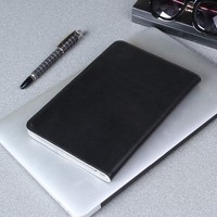 100% Italian genuine leather case for ipad mini
