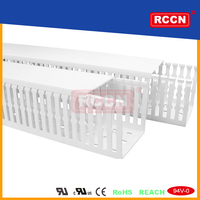 High Quality Slotted Rccn White Cable Duct System