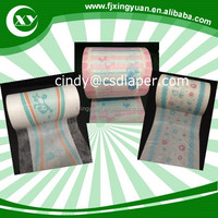Baby diapers back sheet film manufacturer
