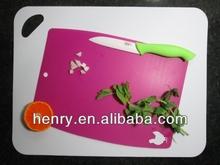 non-skid plastic cutting board