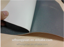 pvc roofing waterstop membrane / pvc China construction materials / pvc pond liner