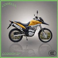 Hot Sale Quality Guarantee Cheap China 200CC Motorbike